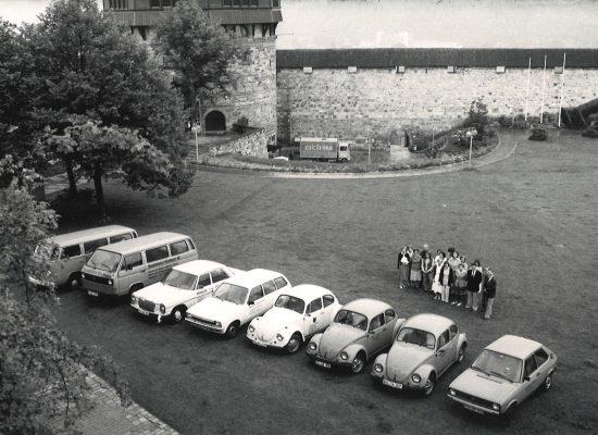 Historie Sozialstation Esslingen